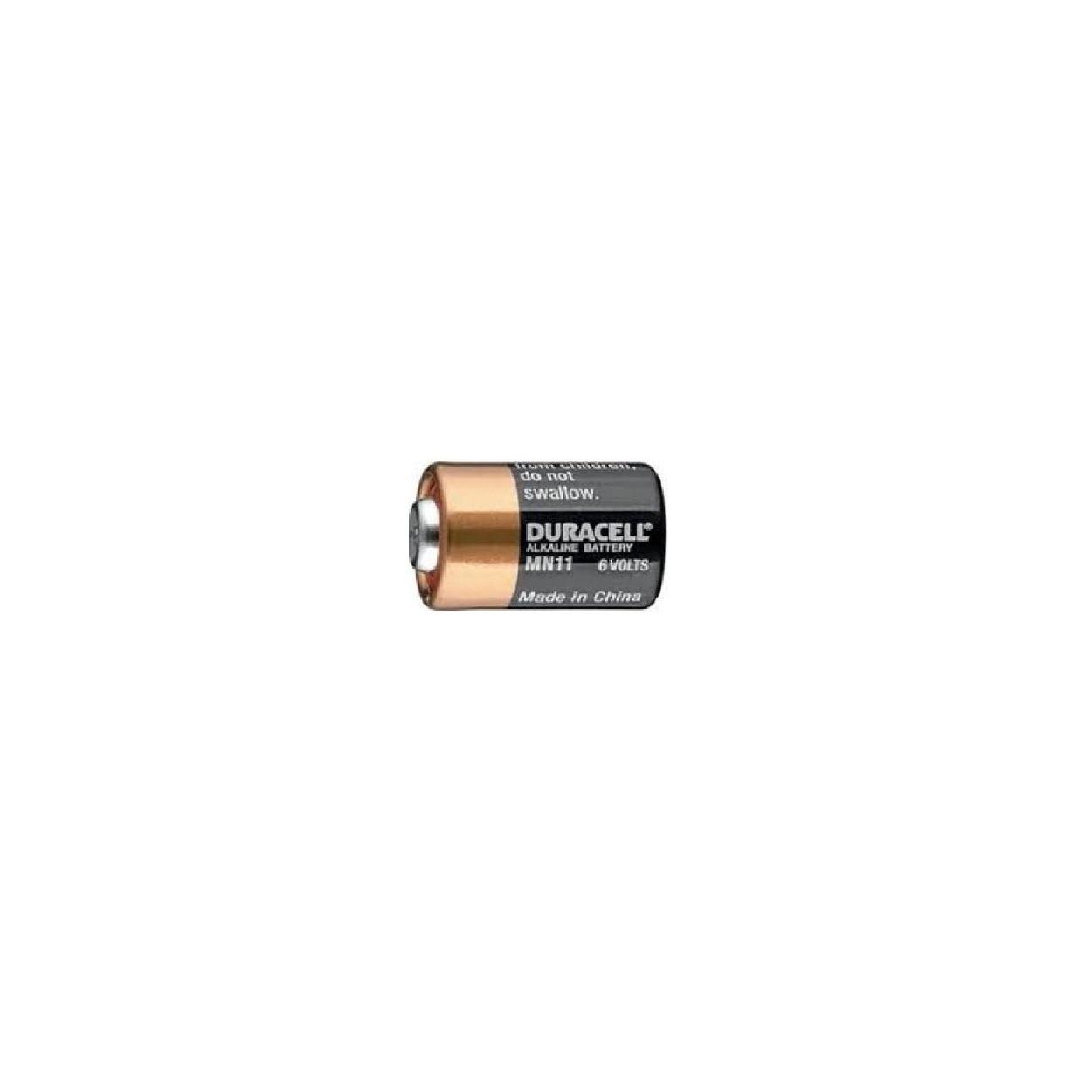 Duracell 6 Volt MN11 alkaline batterij