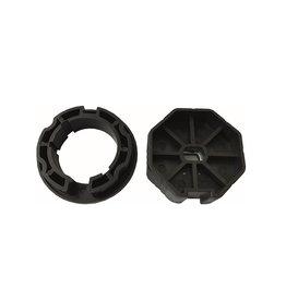 Brel Adaptieset 45 mm - as 8 kant 70 mm