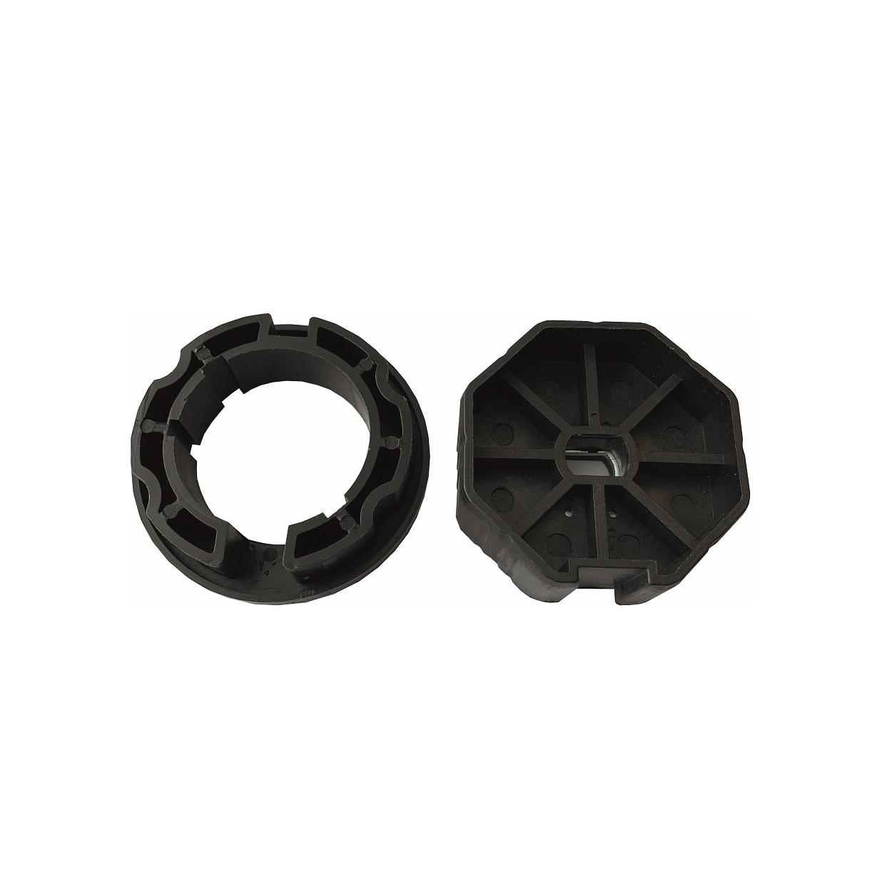 Brel Adaptieset rolluikmotoren tbv as 8 kant 70 mm