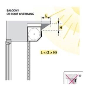 Elero RolSolar zonnepaneel