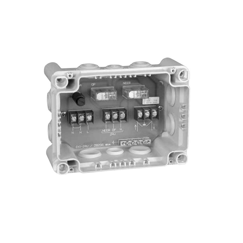 Somfy EK1 - 24 V AC etage/groepenkast