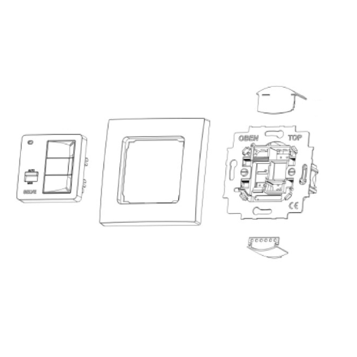 Selve Commeo Bluetooth timer/tijdklok