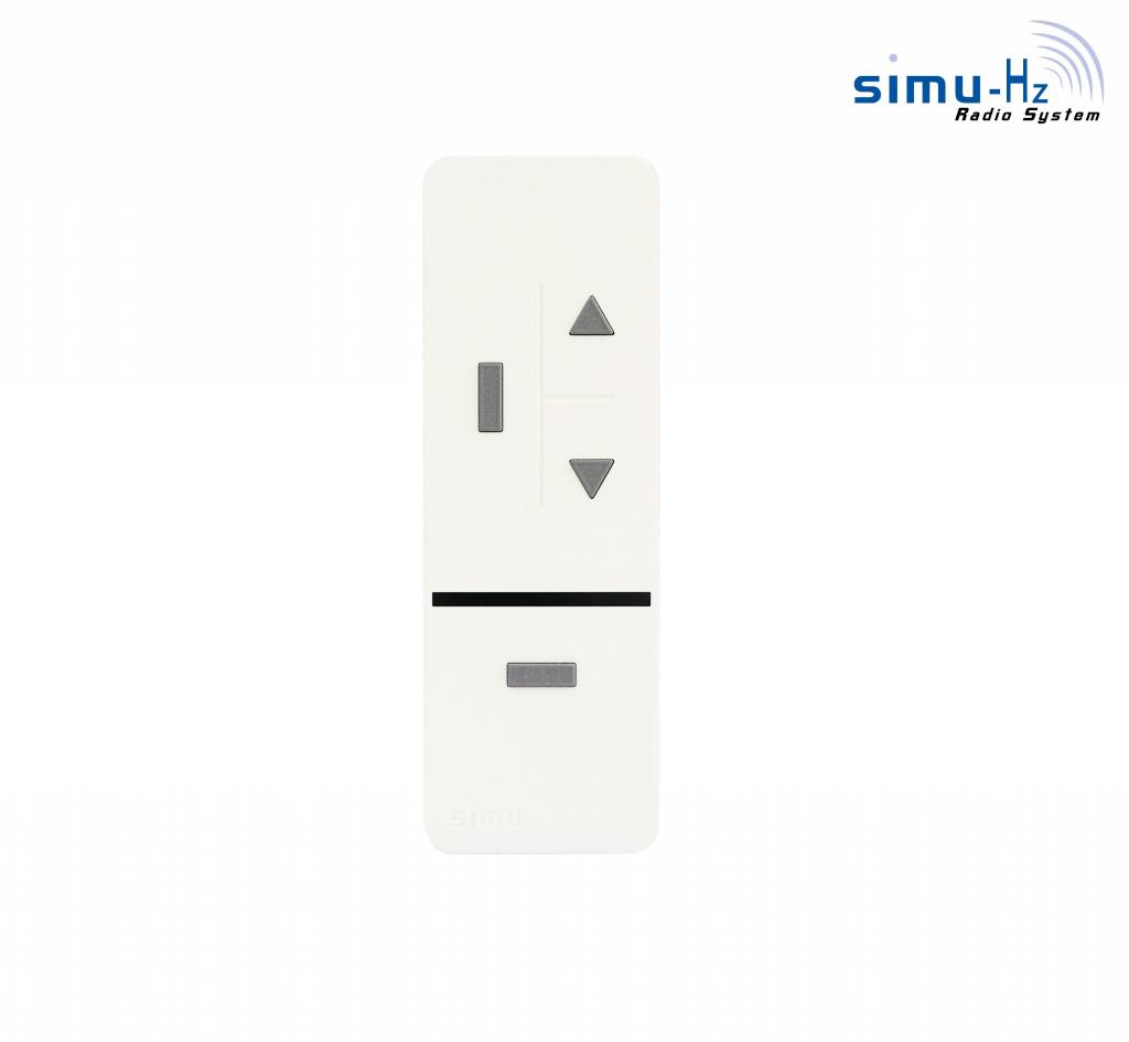 Simu 5-kanaals HZ wandzender