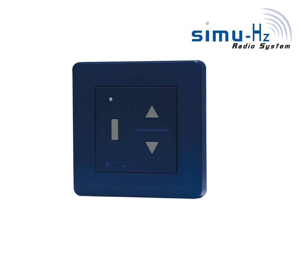 Simu 1-kanaals HZ wandzender