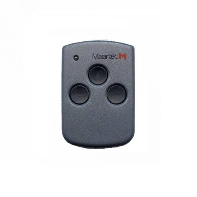 Marantec Digital 313 multi-bit 868 MHz - 3 kanaals micro handzender