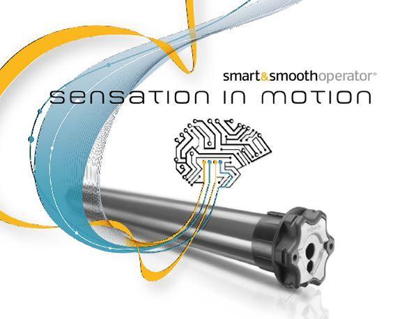 Somfy presenteert de nieuwe generatie rolluikmotoren!