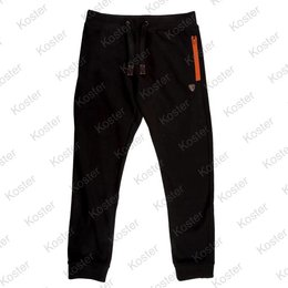 FOX Black Orange Joggers