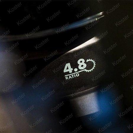 Mitchell Avocast FS 7000 Black Edition