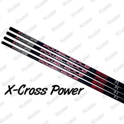 Albatros X-Cross Put-In Power Pole