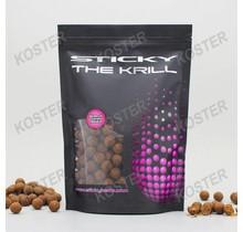 The Krill Shelflife Boilies 5 KG.