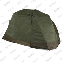 JRC Defender 60'' Oval Brolly - Multi Fit Mozzi Front