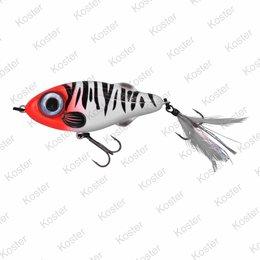 Spro Iris Flash Jerk - Redhead tiger