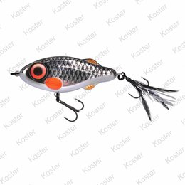 Spro Iris Flash Jerk - Roach
