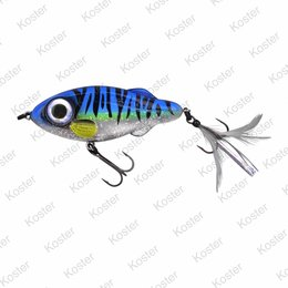 Spro Iris Flash Jerk - Mackerel