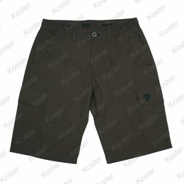 FOX Green/Black Lightweight Cargo Shorts