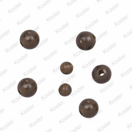 C-TEC Rubber Beads - Green