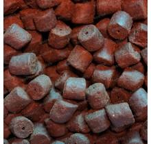 Commercial XXL - Red Krill pellets met gat 8mm