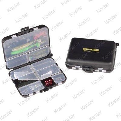 Spro Compartiment Box - Zwart