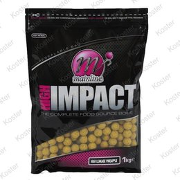 Mainline High Impact High Leakage Pineapple Boilies