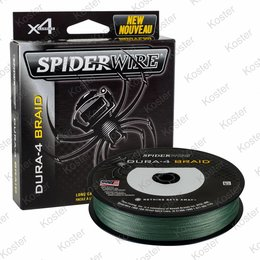 Spiderwire Dura-4 Braid - Green 300M
