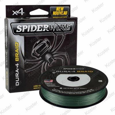 Spiderwire Dura-4 Braid - Green 300M