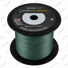 Spiderwire Dura-4 Braid - Green 1800M