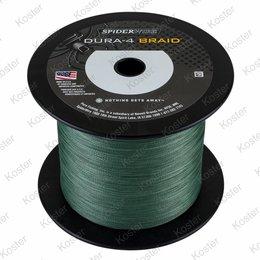 Spiderwire Dura-4 Braid - Green 1800M