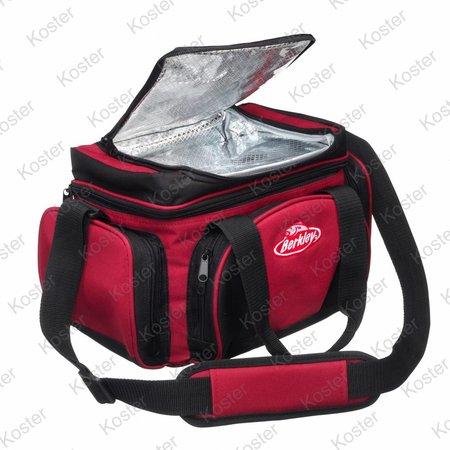 Berkley System Bag L Red-Black + 4 Boxes