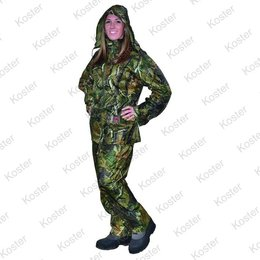 Carp Zoom HIGH-Q Rain Suit Camouflage
