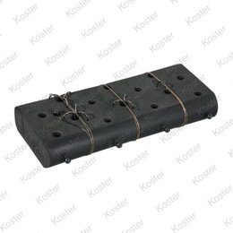 Iron Claw Roofvisonderlijnen Rig Board