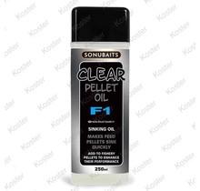 Clear Pellet Oils F1