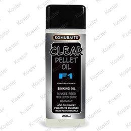 Sonubaits Clear Pellet Oils F1