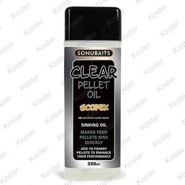 Sonubaits Clear Pellet Oils Scopex