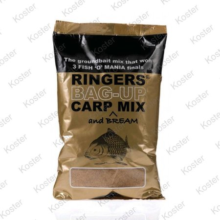 Ringers Bag-Up Carp & Bream Mix