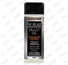 Clear Pellet Oils Chocolate Orange
