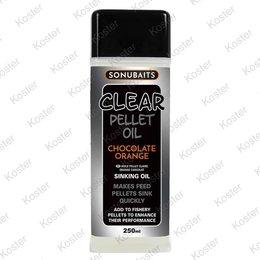 Sonubaits Clear Pellet Oils Chocolate Orange