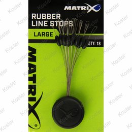 Matrix Rubber Line Stops