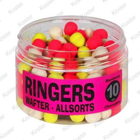 Ringers Wafters Allsorts 10 mm.