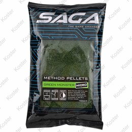Spro Saga Green Monster Method Pellets