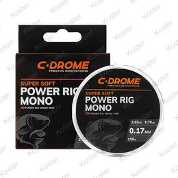 C-Drome Power Rig Mono (Super Soft) 150 mtr.