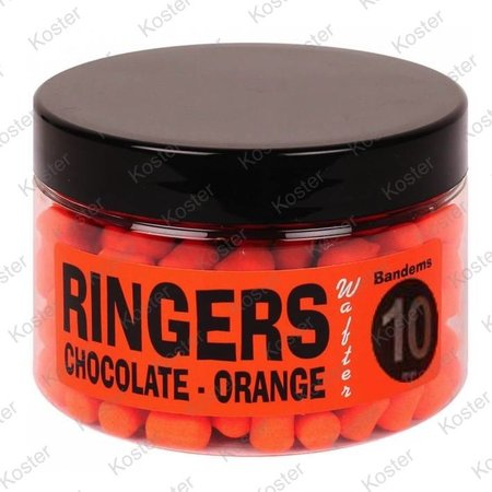 Ringers Wafters Chocolate Orange 10mm.