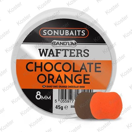 Sonubaits 8mm Band'um Wafters Chocolate Orange