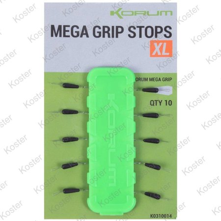 Korum Mega Grip Stops X-Large