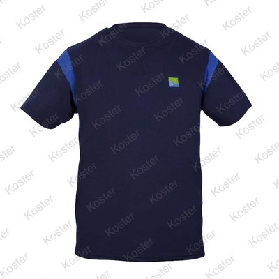 Preston Navy T-Shirt