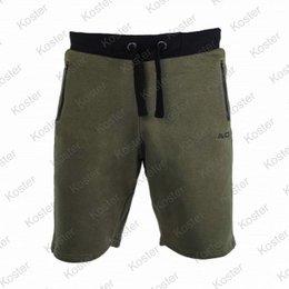 Avid Carp Khaki Jogger Shorts