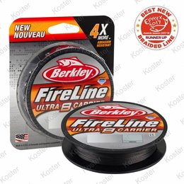 Berkley Fireline Ultra 8 Smoke 100 mtr