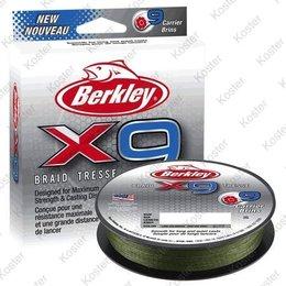 Berkley X9 Braid 150 mtr