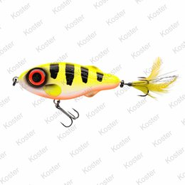 Spro Iris Flash Jerk Hot Perch