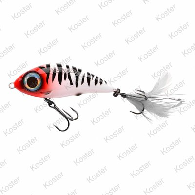 Spro Iris FatBoy Red Head Tiger 85 - 115