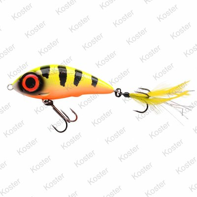 Spro Iris FatBoy Hot Perch 85 - 115